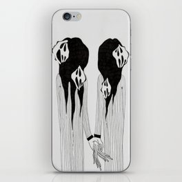 together iPhone Skin