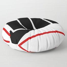 All Valley Karate Kid Championship Floor Pillow