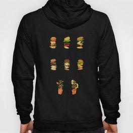 Burgers Hoody