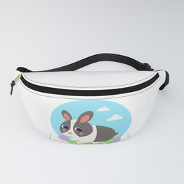 Baby Rabbit Fanny Pack