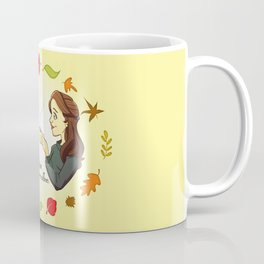 Girls Just Wanna Have Coffee Coffee Mug