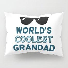World's Coolest Grandad Pillow Sham