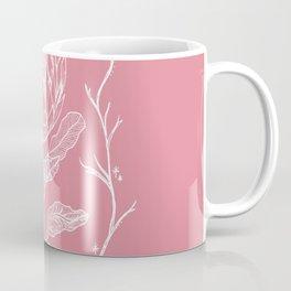 Pink Protea Coffee Mug
