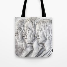 Victorian Family Cameo Tote Bag