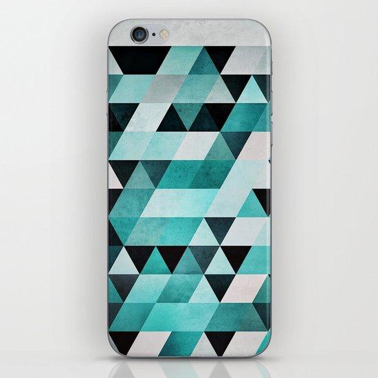 syb zyyro iPhone & iPod Skin