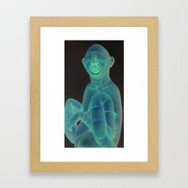 Autosite Bearing Episternum Trimembra Parasite Framed Art Print