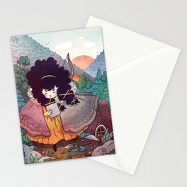 Sisters 2/5 Stationery Cards