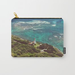 Top Of The Diamond Head Carry-All Pouch