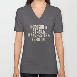 """Yee Olde """"&"""" T-shirt Meme Unisex V-Neck"""