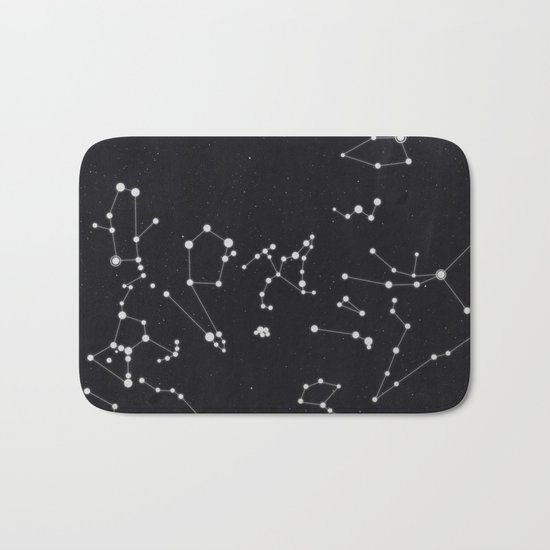 Constellation Bath Mat
