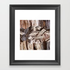 Parquetry No.2 Framed Art Print