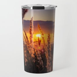 through the golden reed Travel Mug