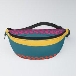 """Brands of Colored Tires (della serie """"La Teoria del Colore"""") Fanny Pack"""