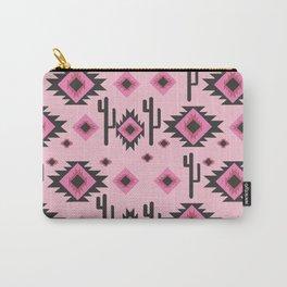 Pink desert Carry-All Pouch