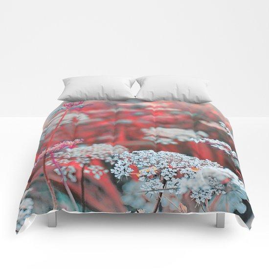 Wild flowers(3). Comforters