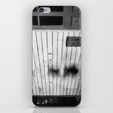 Blurred Out iPhone Skin