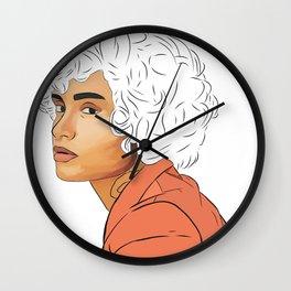 Kay Lani Wall Clock