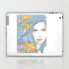 Mermaids are Dreaming Laptop & iPad Skin