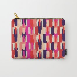 Color Collage Carry-All Pouch