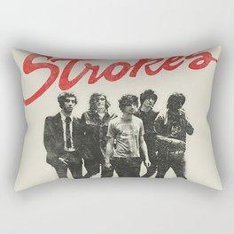 the strokes album 2020 atinum4 Rectangular Pillow