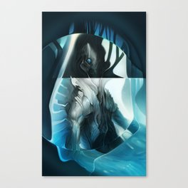 Ether Navigator Canvas Print