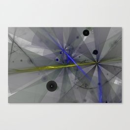 All About Baryons Canvas Print