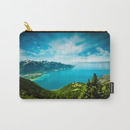 Lake Geneva Carry-All Pouch