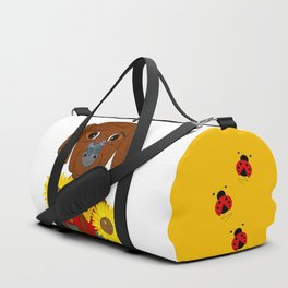 Dog Nature Lover Duffle Bag