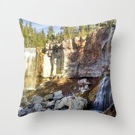 Paulina Falls Throw Pillow