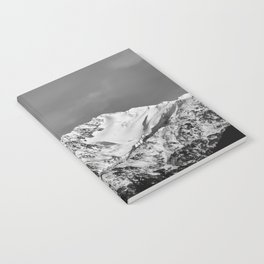 Mountain Glacier Two Notebook