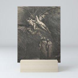 DANTE's INFERNO - The Divine Comedy Mini Art Print
