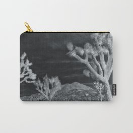 Joshua Tree InfraRed by CREYES Carry-All Pouch