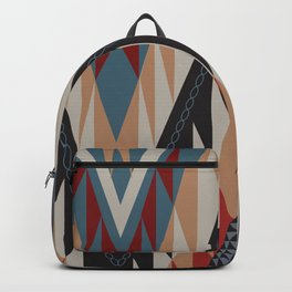 American Native Pattern No. 11 Backpack