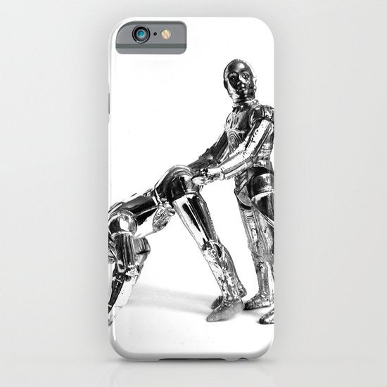 Droid Buttseks iPhone & iPod Case
