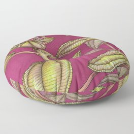 From Puerto Rico: Part 1 Floor Pillow