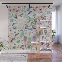 Bohemian Gems Wall Mural