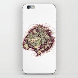 slumber iPhone Skin