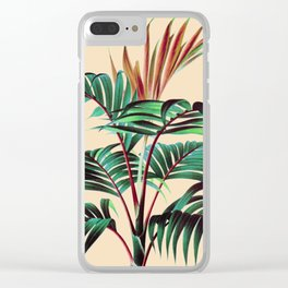 Tropic 02 Clear iPhone Case