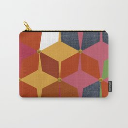 KALEIDOSCOPE 03 #HARLEQUIN Carry-All Pouch