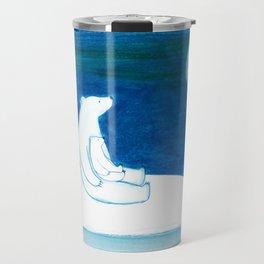 Polar bears Travel Mug