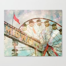 A Carnival In the Sky II Canvas Print