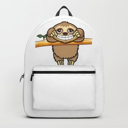 Happy Sloth!! Backpack