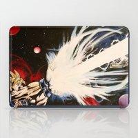 dbz iPad Cases featuring DBZ Galaxy by DrewzDesignz