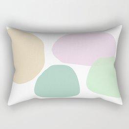The Blob Rectangular Pillow