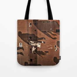 Cairo Ghosts Tote Bag