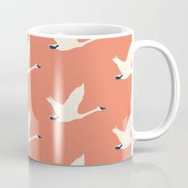 Tundra Swan (Amber) Coffee Mug