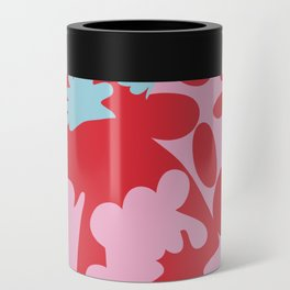 Fashion Mix Colors Can Cooler