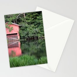 Mirror Lake House Stationery Cards