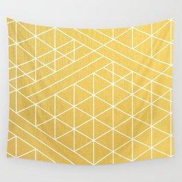 Golden Goddess Wall Tapestry