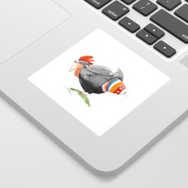 Hen and Egg Story Sticker